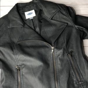 Old navy Faux leather jacket